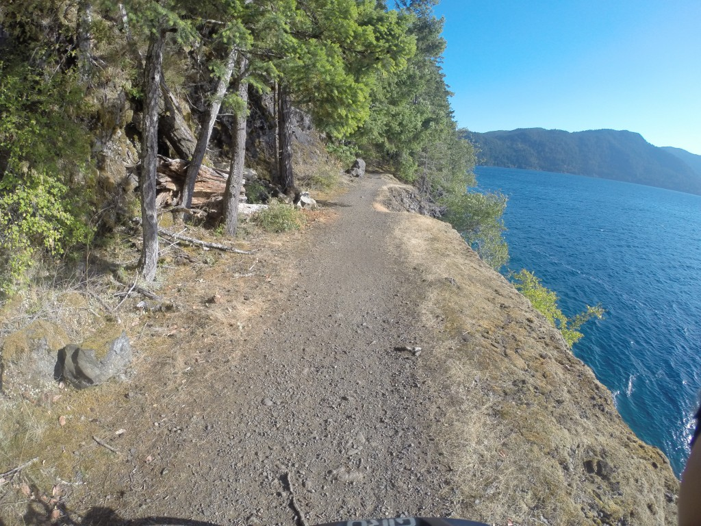 Oregon Discovery Trail - Lake Crescent