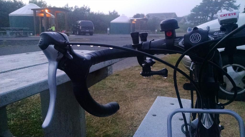 Pacific Beach Bike Condensation