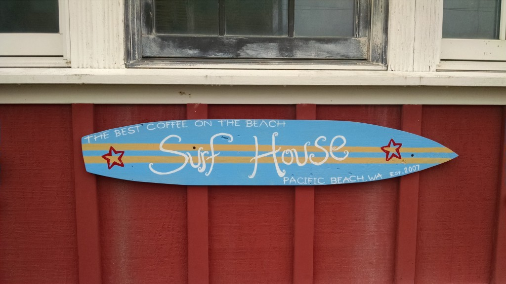 Pacific Beach Surf House