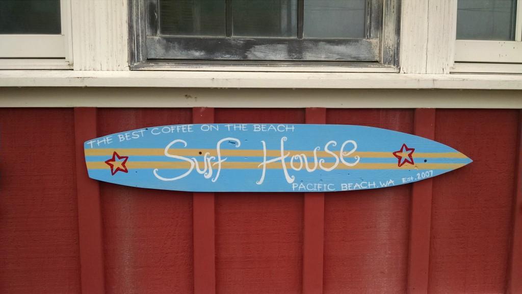 Pacific Beach Surf House