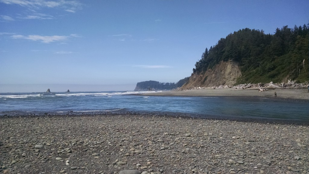Mouth of the Hoh River