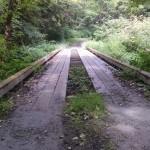 Quinalt Indian Reservation Bridge